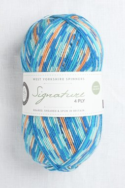 Image of WYS Signature 4 Ply 844 Kingfisher