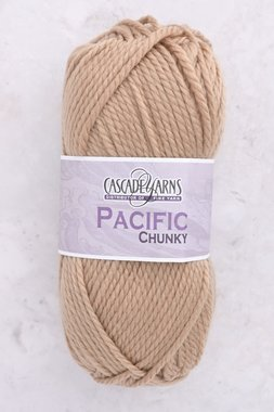 Image of Cascade Pacific Chunky 117 Semolina (Discontinued)