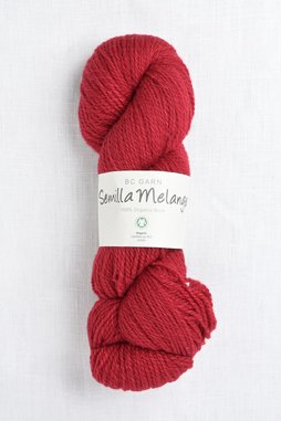Image of BC Garn Semilla Melange 25 Cherry Red