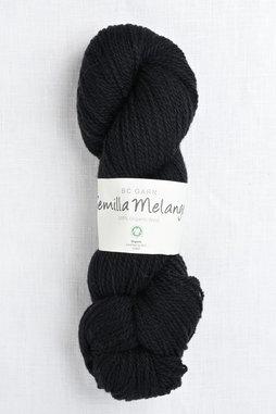 Image of BC Garn Semilla Melange 5 Black