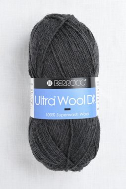 Image of Berroco Ultra Wool DK 83113 Black Pepper
