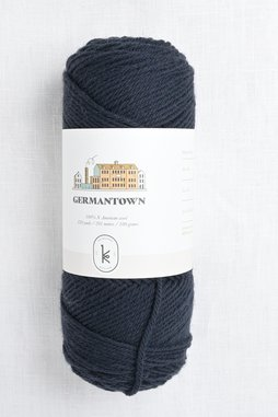 Image of Kelbourne Woolens Germantown 410 Navy