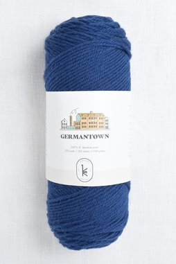 Image of Kelbourne Woolens Germantown 419 Oxford Blue