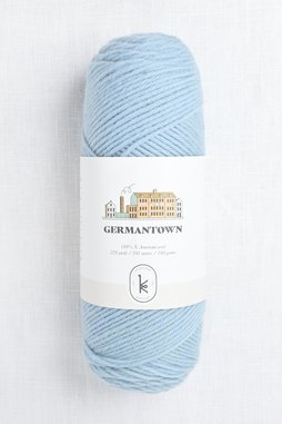 Image of Kelbourne Woolens Germantown 455 Baby Blue