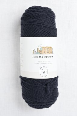 Image of Kelbourne Woolens Germantown 5 Black