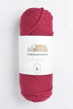 Image of Kelbourne Woolens Germantown 613 Persian Red