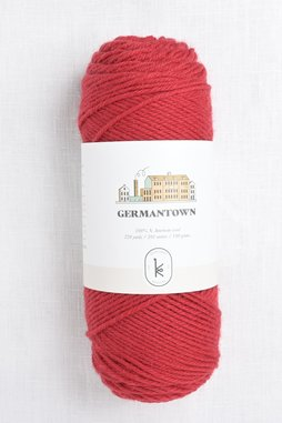 Image of Kelbourne Woolens Germantown 625 Scarlet