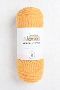 Image of Kelbourne Woolens Germantown 725 Goldenrod