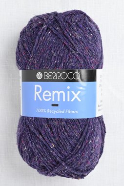 Image of Berroco Remix 3973 Eggplant