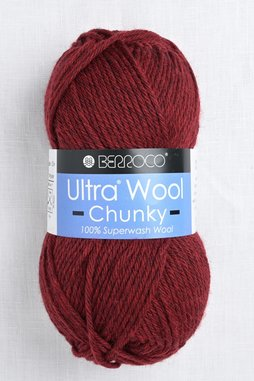 Image of Berroco Ultra Wool Chunky 43145 Sour Cherry