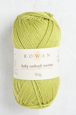 Image of Rowan Baby Cashsoft Merino 110 Apple
