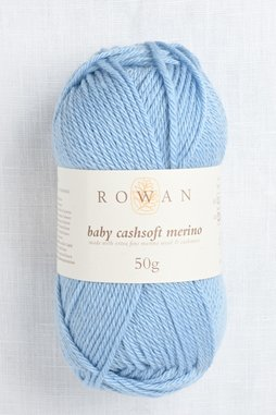 Image of Rowan Baby Cashsoft Merino 111 Heavenly