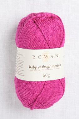 Image of Rowan Baby Cashsoft Merino 116 Fuschia (Discontinued)