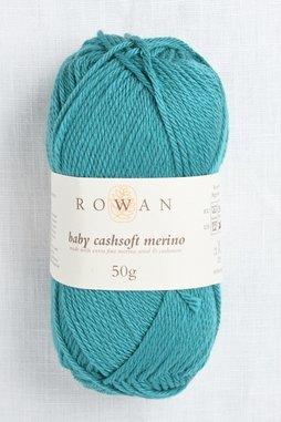 Image of Rowan Baby Cashsoft Merino 118 Turquoise (Discontinued)