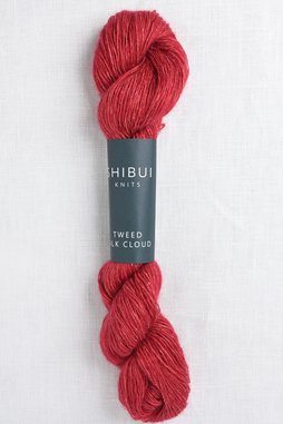 Image of Shibui Tweed Silk Cloud 2037 Tango (Discontinued)