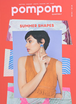 Image of Pompom Quarterly, Issue 33; Summer 2020
