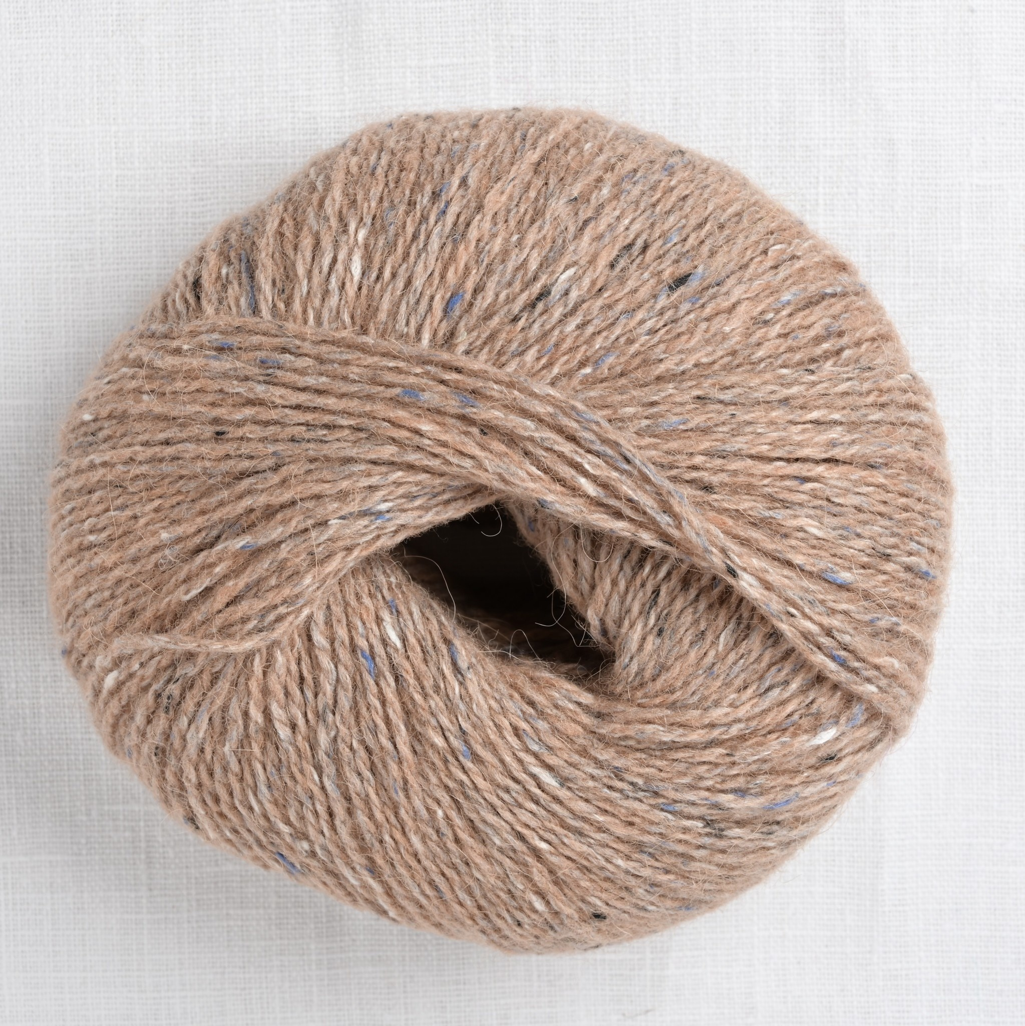 ROWAN FELTED TWEED ARAN knitting yarn sh 779 camel
