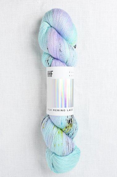 Image of Hedgehog Fibres Silk Merino Lace