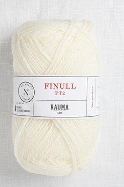 Image of Rauma Finullgarn 0400 White