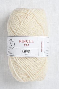 Image of Rauma Finullgarn 0401 Off White