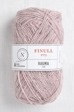 Image of Rauma Finullgarn 4133 Light Pink Heather