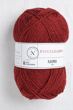 Image of Rauma Finullgarn 0428 Cranberry Red