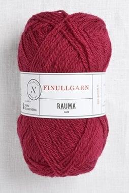 Image of Rauma Finullgarn 499 Maroon