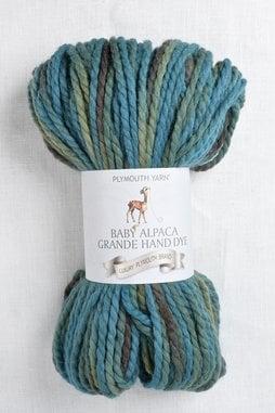 Image of Plymouth Baby Alpaca Grande Hand Dye 28 Deep Pond