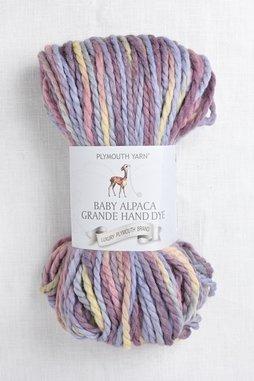 Image of Plymouth Baby Alpaca Grande Hand Dye 32 Spring Mix