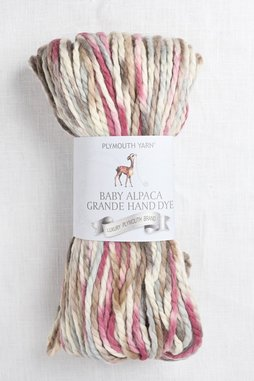 Image of Plymouth Baby Alpaca Grande Hand Dye 39 Berry Bramble