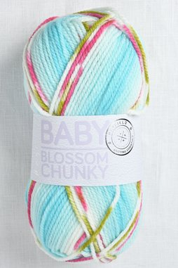Image of Hayfield Baby Blossom Chunky 358 Blooming Blue