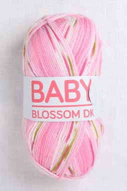 Image of Hayfield Baby Blossom DK 350 Baby Bouquet