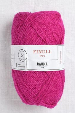 Image of Rauma Finullgarn 4886 Deep Magenta