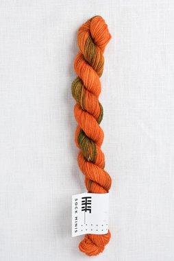 Image of Hedgehog Fibres Sock Minis Copper Penny