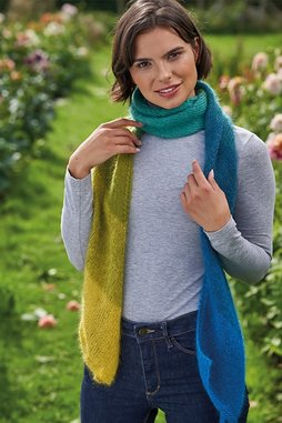 Image of Kidsilk Haze Fade Scarf Kit