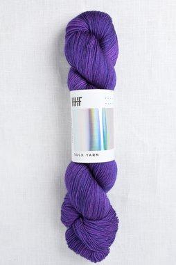 Image of Hedgehog Fibres Sock Purple Reign