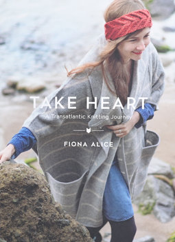 Image of Take Heart- A Transatlantic Knitting Journey