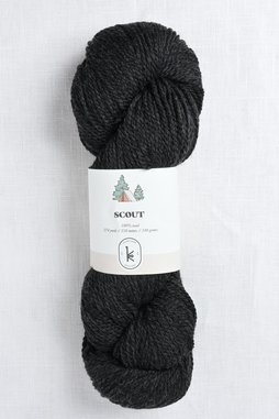 Image of Kelbourne Woolens Scout 026 Charcoal Heather