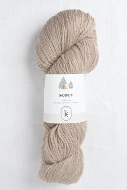 Image of Kelbourne Woolens Scout 278 Oatmeal Heather