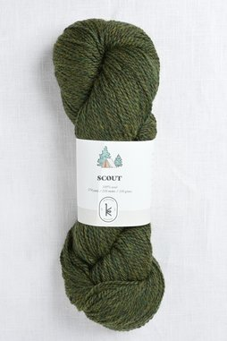 Image of Kelbourne Woolens Scout 305 Moss Heather