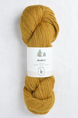 Image of Kelbourne Woolens Scout 709 Sunflower Heather