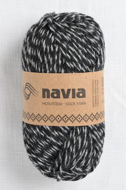 Image of Navia Trio Sock 515 Contrast Marl