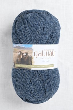 Image of Plymouth Galway Worsted 760 Dungaree