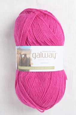 Image of Plymouth Galway Worsted 768 Raspberry Heather