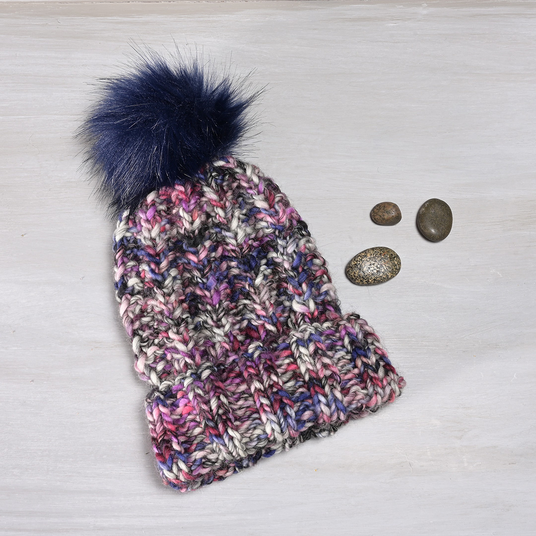 Feature Pattern of the Week - Dorset Hat