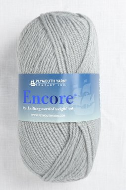 Image of Plymouth Encore Worsted 466 Quarry