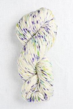 Image of Plymouth Happy Feet 100 Splash 106 Purple Iris