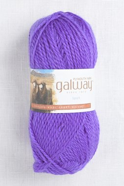 Image of Plymouth Galway Sport 23 Purple Rain