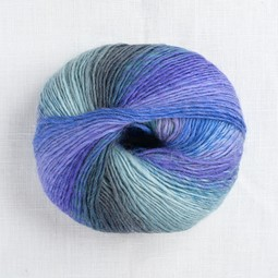Image of Lang Mille Colori Baby 88 Blueberry Swirl