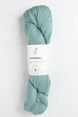 Image of Kelbourne Woolens Andorra 446 Haint Blue